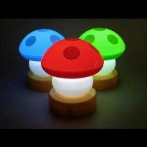Foto Produk Lampu Tidur jamur 3D dari Discount Shop