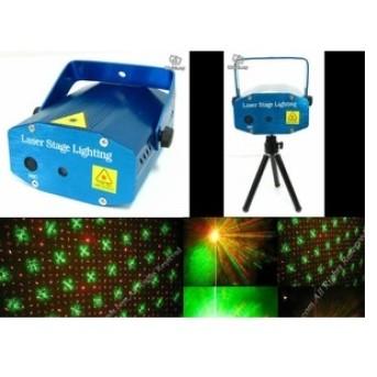 Foto Produk Mini Laser Stage Lighting dari Discount Shop