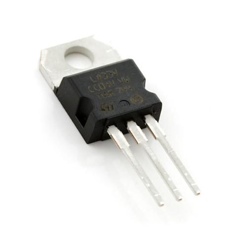 Foto Produk LD1117V33 LD33V Voltage Regulator - Regulator Tegangan 3.3V , 800mA dari TOKO BEY