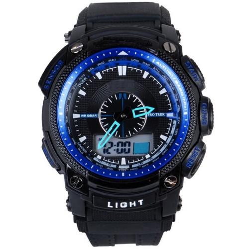 Foto Produk SKMEI Double Movt Military Sport Watch Water Resistant 50m dari yughaShop