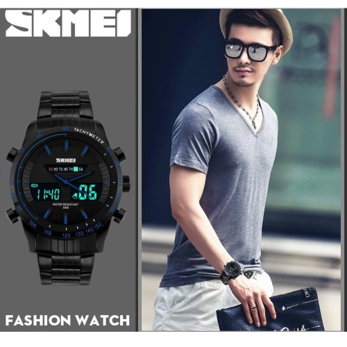 Foto Produk KMEI Multifunctional Fashion Watch Water Resistant dari yughaShop
