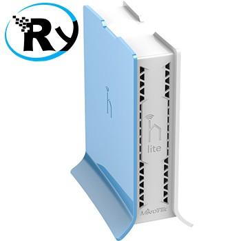 Foto Produk Mikrotik Router RB941-2nD-TC HAP Lite - Blue White dari Megarystore