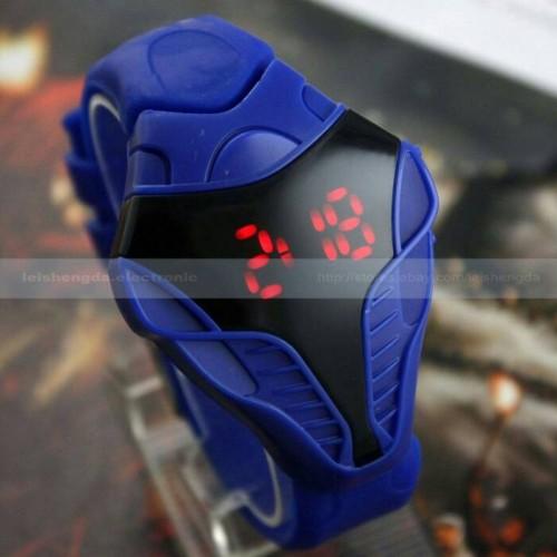 Foto Produk Jam Tangan Transformer / Cobra / Batman / Triangle dari yughaShop