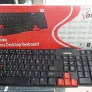 Foto Produk Keyboard Colokan Bulat ( PS2 ) Votre dari Jeni Jaya Elektronik