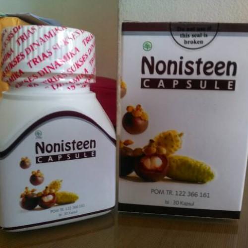 Foto Produk Nonisteen Capsule isi 30 kapsul dari Tanoewidjaya shop