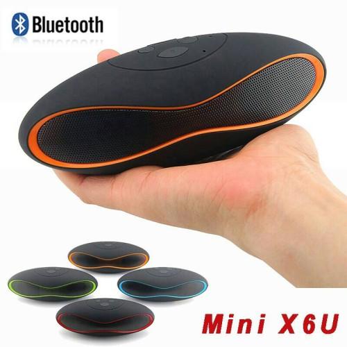 Foto Produk Mini Speaker Bluetooth X6U dari Junday Agency Jakarta