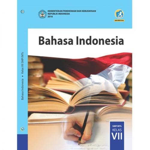 Foto Produk Buku Siswa Kelas 7 BAHASA INDONESIA Revisi 2016 dari sbybooksonline