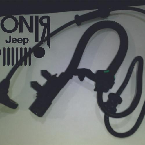 Foto Produk Sensor ABS Depan / Front ABS Sensor Mopar For Jeep JK Wrangler dari PIONIR JEEP
