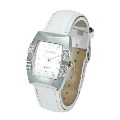 Foto Produk WT044-46-Jam Tangan Analog / Ladies Fashion Watch Diamond Polos No Bra dari Mooi Lashes