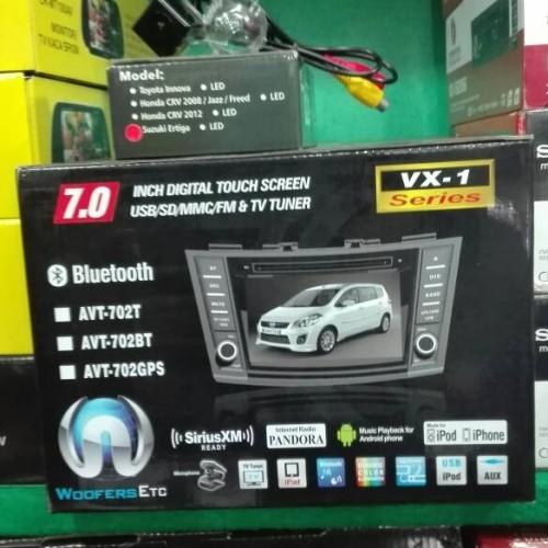 Foto Produk Paket DVD OEM dan Kamera Ertiga dari Buana Audio