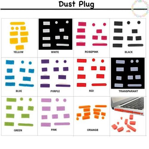 Foto Produk Dust plug anti debu for Macbook Pro/Air/Retina dari Macbook.Stuff
