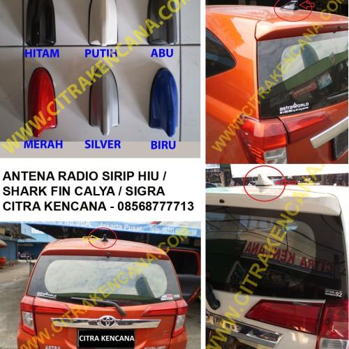 Foto Produk ANTENA RADIO SIRIP HIU CALYA / SIGRA dari CITRA KENCANA
