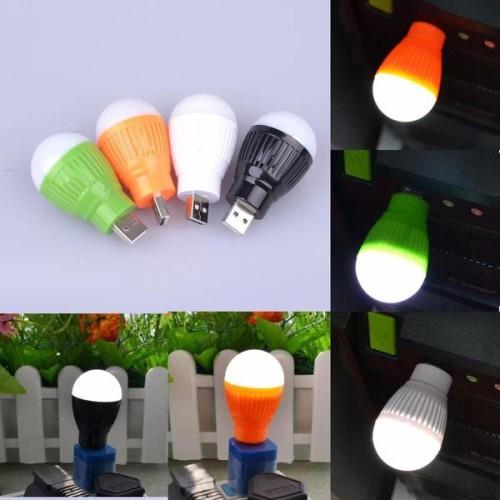 Foto Produk Lampu LED USB Bohlam usb LED lampu Bohlam 3 w dari Buka Lapakpedia