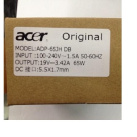 Foto Produk Adaptor Charger Laptop Acer Aspire E1-421 E1-431 E1-451 E1-471 E1-531 dari ANUGRAH INDONESIA OFFICIAL