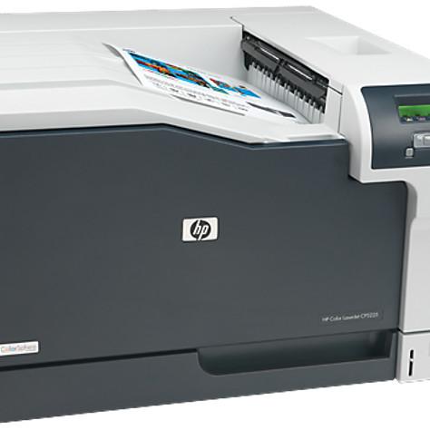 Foto Produk HP Color LaserJet Professional CP5225n [CE711A] dari HP INDONESIA