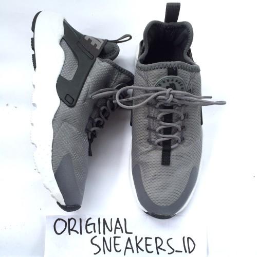 Nike Air Huarache Ultra Grey Black