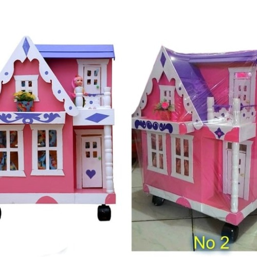 Jual Jual Mainan Anak Rumah Rumahan Barbie Ukuran Sedang Murah Jakarta Pusat Mika Mainan Anak Tokopedia