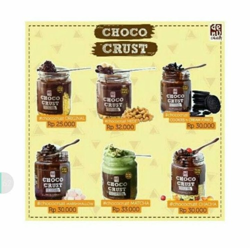 Jual Denu Cokelat Choco Crust Marshmallow Jakarta Rara Soflen Tokopedia