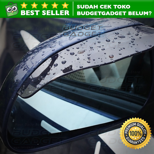 Foto Produk 3M Car Rear Mirror Rain Guard / Mika Pelindung Kaca Spion dari BudgetGadget