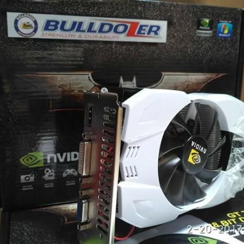 Foto Produk VGA NVIDIA GEFORCE GT 730 2GB 128BIT BARU (Pci Express 2 Gb 128 bit) dari SUPPLIER KOMPUTER