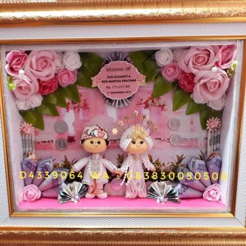 Foto Produk mahar bunga boneka pernikahan custome dari TriPraSatiyah