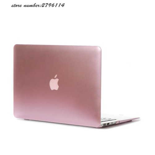 "Foto Produk APPLE MACBOOK AIR 11"", 13"" CASING LAPTOP HARD BACK COVER CASE MATTE dari Pelangi gadget shop"