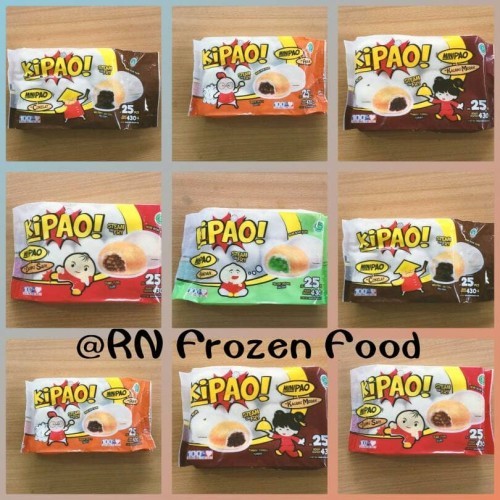 Foto Produk KIPAO PAO mini Bapao - Sapi dari RN FROZEN FOOD