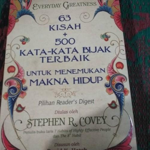 Jual Kata Kata Bijak Terbaik Jakarta Timur Alexander Books Tokopedia