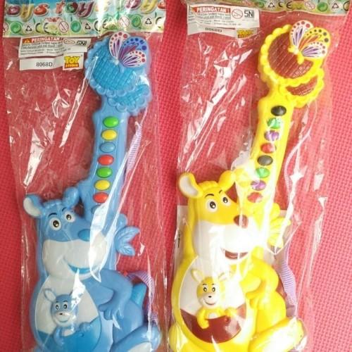 Foto Produk (Sale) Mainan Gitar Kangaroo mainan piano anak dari kalarta shop