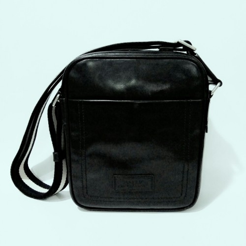 Foto Produk Bally Men Original Sling Flight Bag Messenger Black dari Laristie