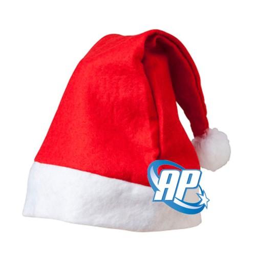 Foto Produk topi natal polos / topi santa/ christmas hat/ topi santa clause/ murah dari ANEKA PARTI
