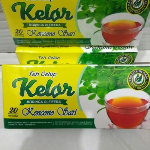 Foto Produk Teh Celup DAUN KELOR dari Shofiyah Herbal