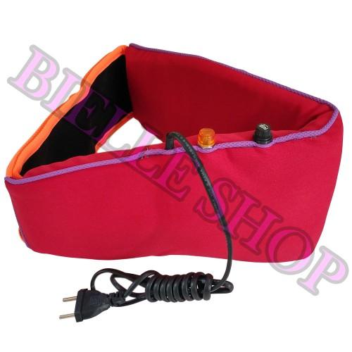 Foto Produk Best Bantal Panas Sabuk ABK - Belt Magnetic - Bantal Hangat - Merah dari Bielle's Shop