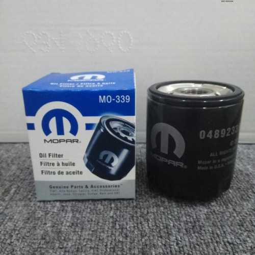 Foto Produk Saringan Oil JK 3.8cc / Oil Filter Mopar For Jeep JK Wrangler 3.8cc dari PIONIR JEEP