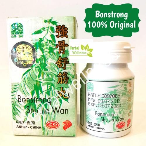Foto Produk BONSTRONG SHU JIN WAN - REPELL (ORIGINAL & SEALED) dari Herbal Wellness