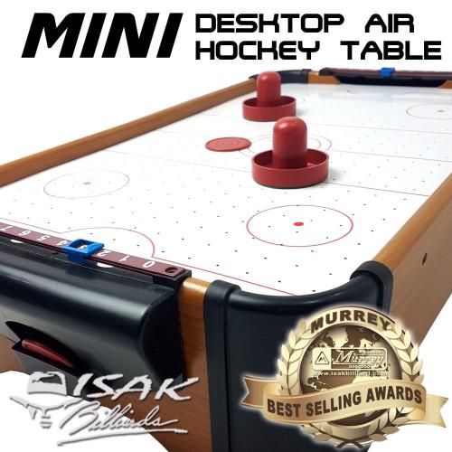 Foto Produk Mini Desktop Air Hockey Table - Mainan Hadiah Anak Meja Billiard Kecil dari ISAK Billiard Sport Co.