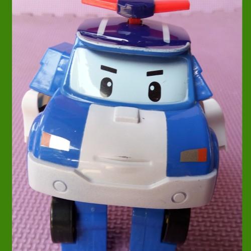 Foto Produk MAINAN ANAK MOBIL ROBOT POLI ROBOCAR POLI dari MAG TOYS