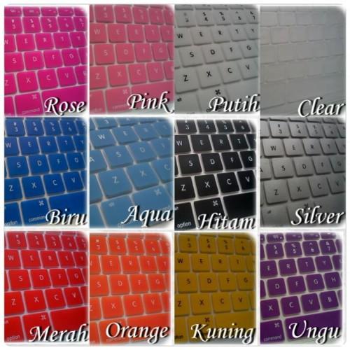 Foto Produk Keyboard Protector / Cover For Macbook dari RajAppleCom