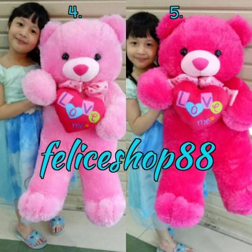 Foto Produk boneka beruang love jumbo dari feliceshop88
