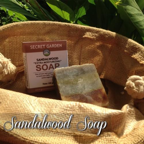 Foto Produk Sandalwood soap dari Green Mommy Shop