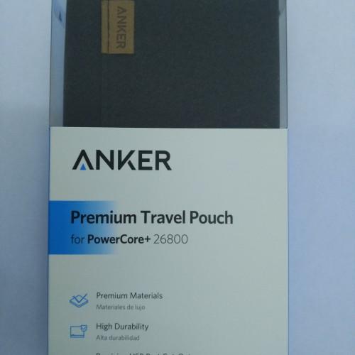 Foto Produk Pouch PowerBank Anker for PowerCore+ 26800 Brown - A7099 dari Anker Indonesia