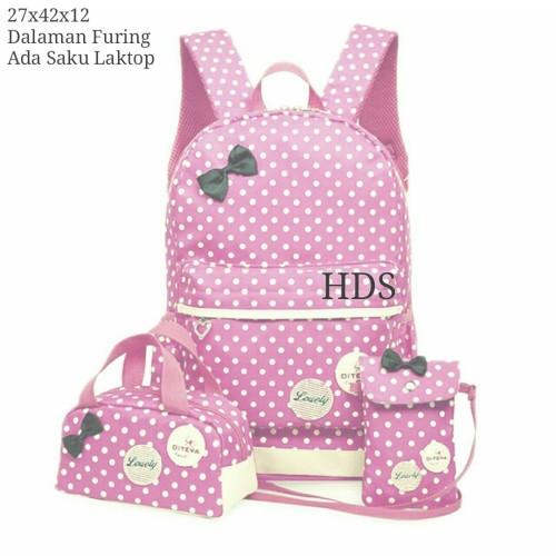 Foto Produk Backpack 4in1 really fashion dari Then4Shop