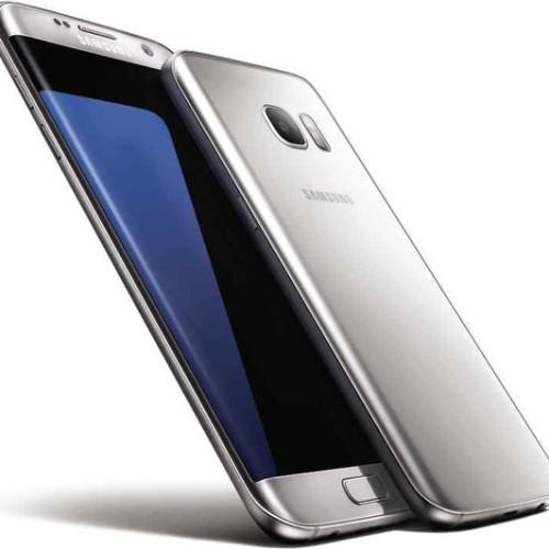 Foto Produk SAMSUNG GALAXY S7 EDGE 32GB BNIB / NEW (ORIGINAL 100%) + Handsfree BT dari Multistall