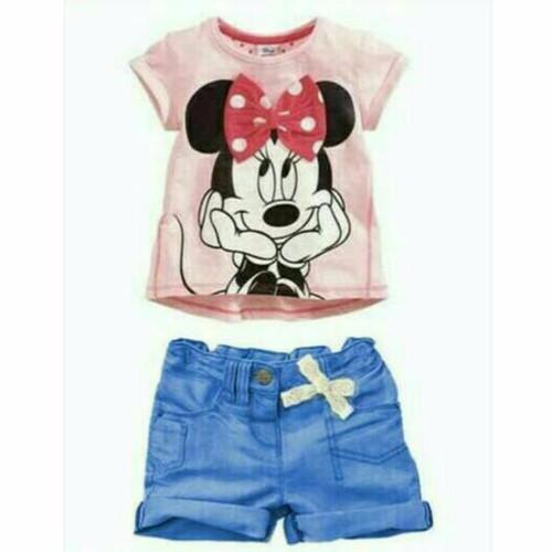 Foto Produk Setelan Baju Anak Minnie dari Carol R. Duncan Store
