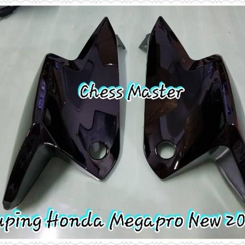 Foto Produk Cover/Tutup Kuping Honda Megapro New 2011 dari Chess Master