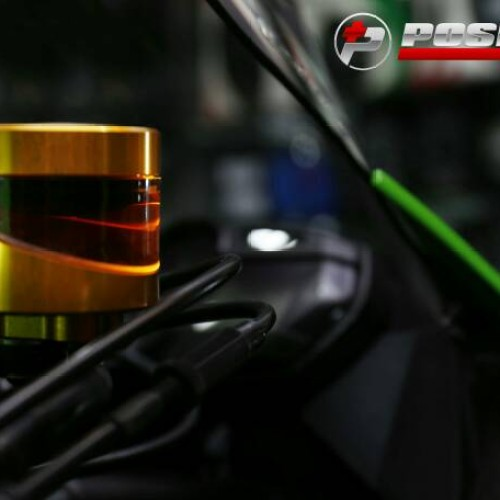 Foto Produk Rizoma fluid tank Wave (genuine product) dari Positive Prosport