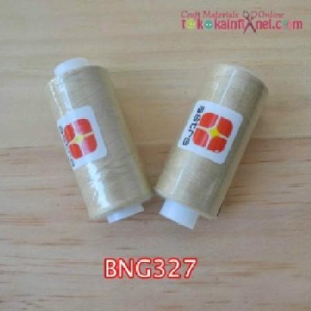 Foto Produk BNG327 Benang Jahit Astra Warna Coklat Susu dari Toko Kain Flanel dot com