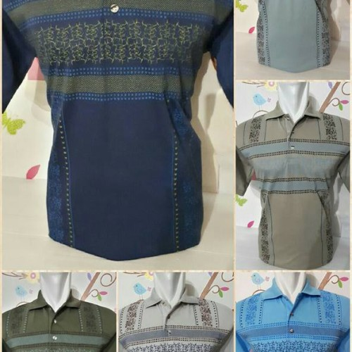 Foto Produk Kaos Kerah wangki / Polo Pria dari Grosir Kemeja Winstar
