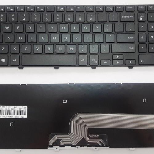 Jual Keyboard Laptop Dell Inspiron 15 3000 Series 3541 3542 3543 3551 Jakarta Pusat Tiger One Tokopedia