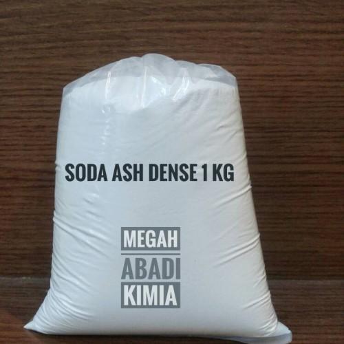 Foto Produk Soda Ash / Abu Soda / Natrium Karbonat / Na2CO3 / 1 kg dari Megah Abadi Chem